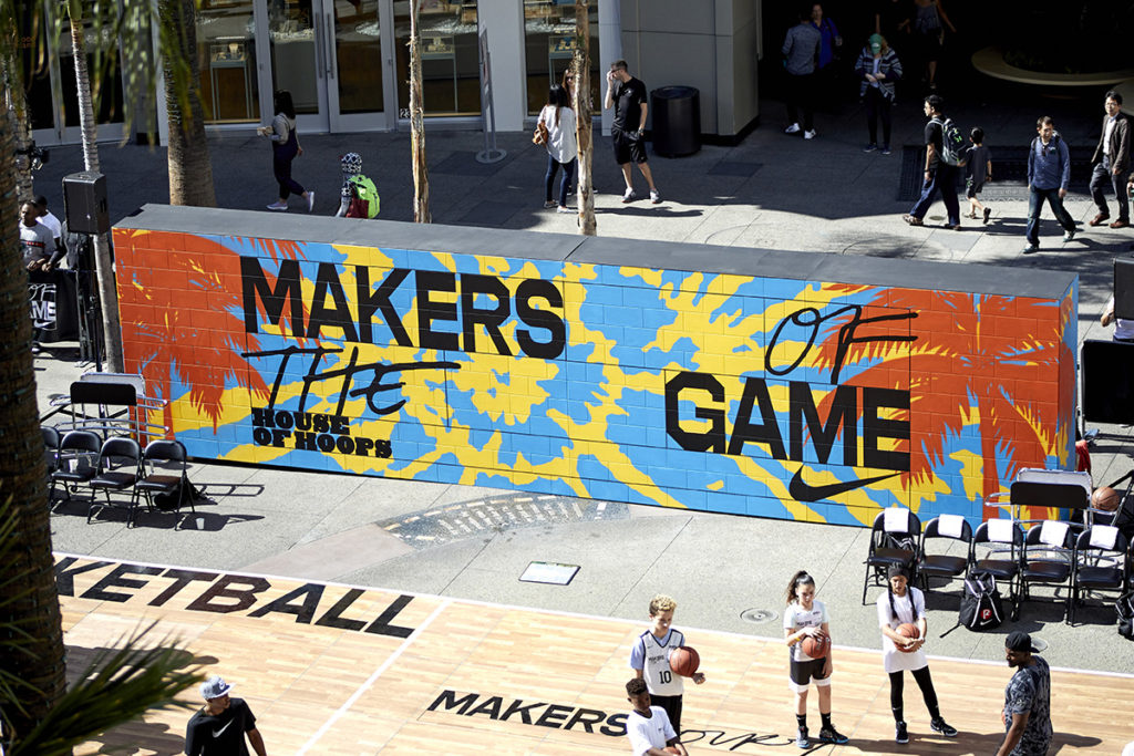 Makers of the game - Basketball
