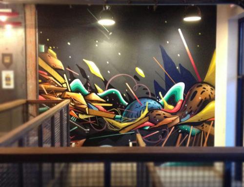 Portland Graffiti Artists