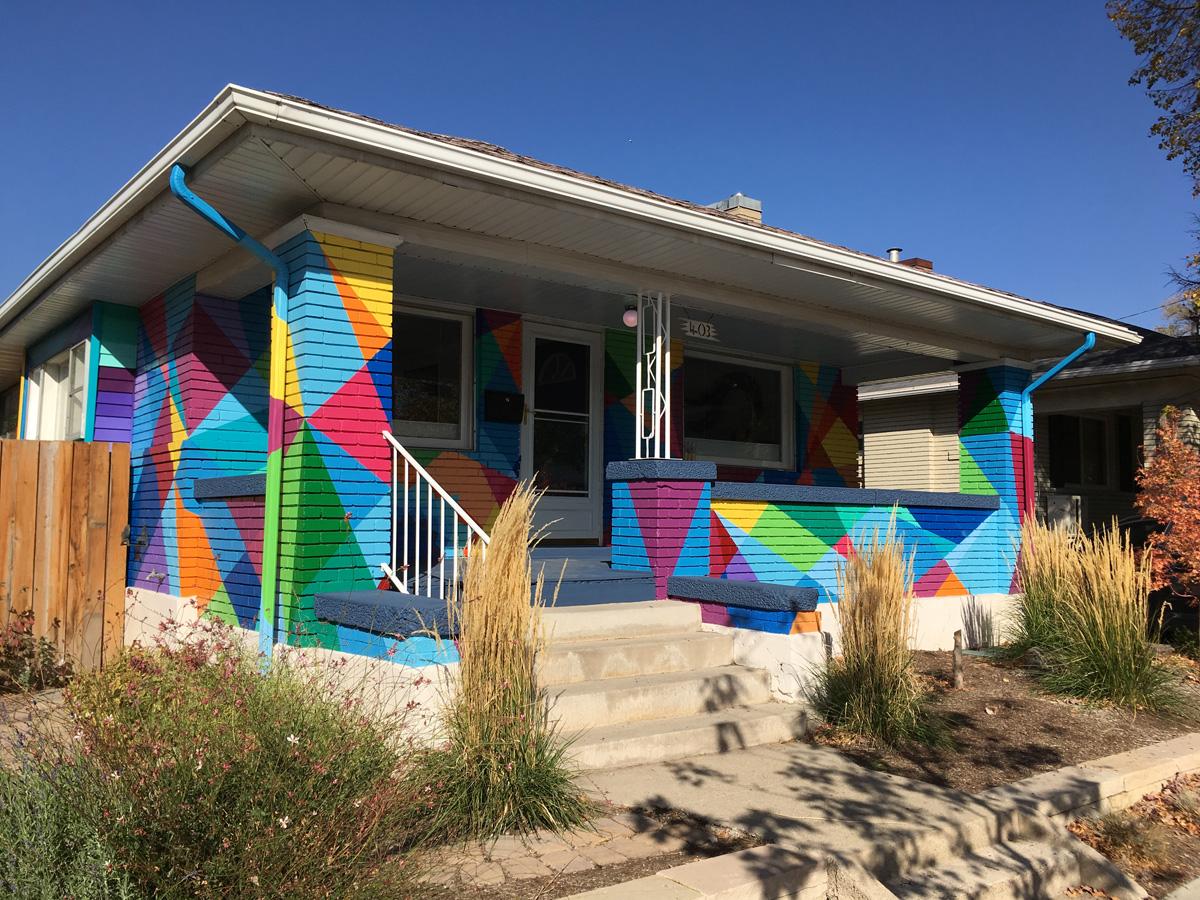 Utah Artist and Muralist