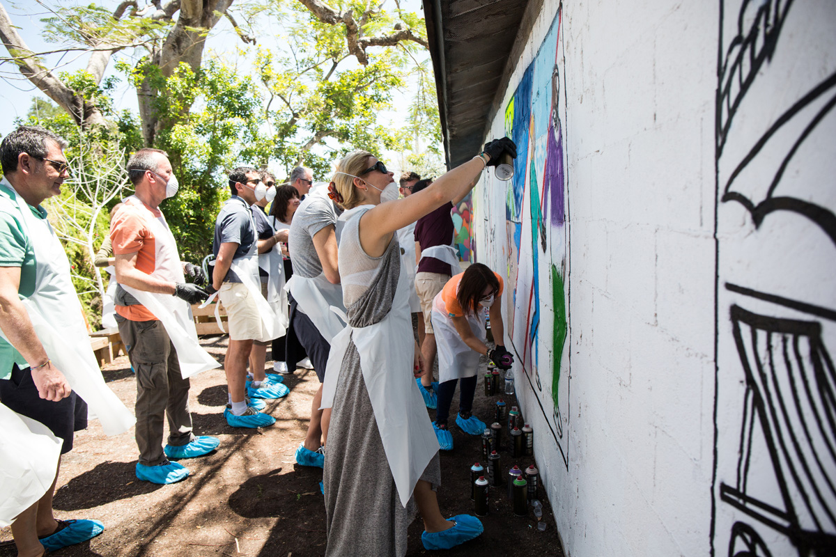 graffiti workshop in miami