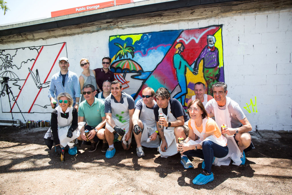graffiti workshop in miami