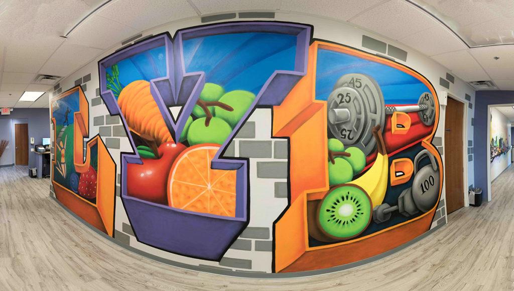 LVB - Las Vegas Graffiti Artist