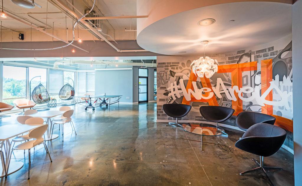 Atlanta Corporate Art