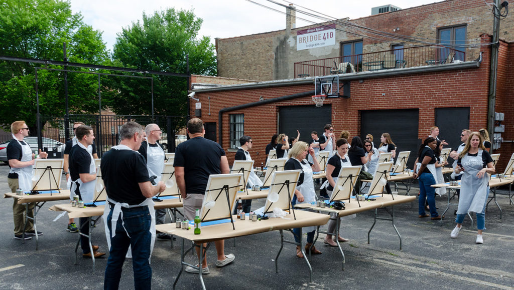Chicago Graffiti Workshop