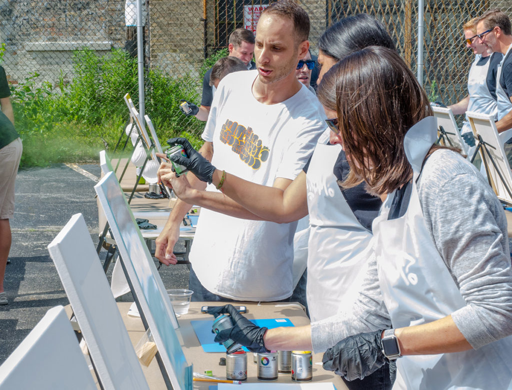 Chicago Street Art Workshop