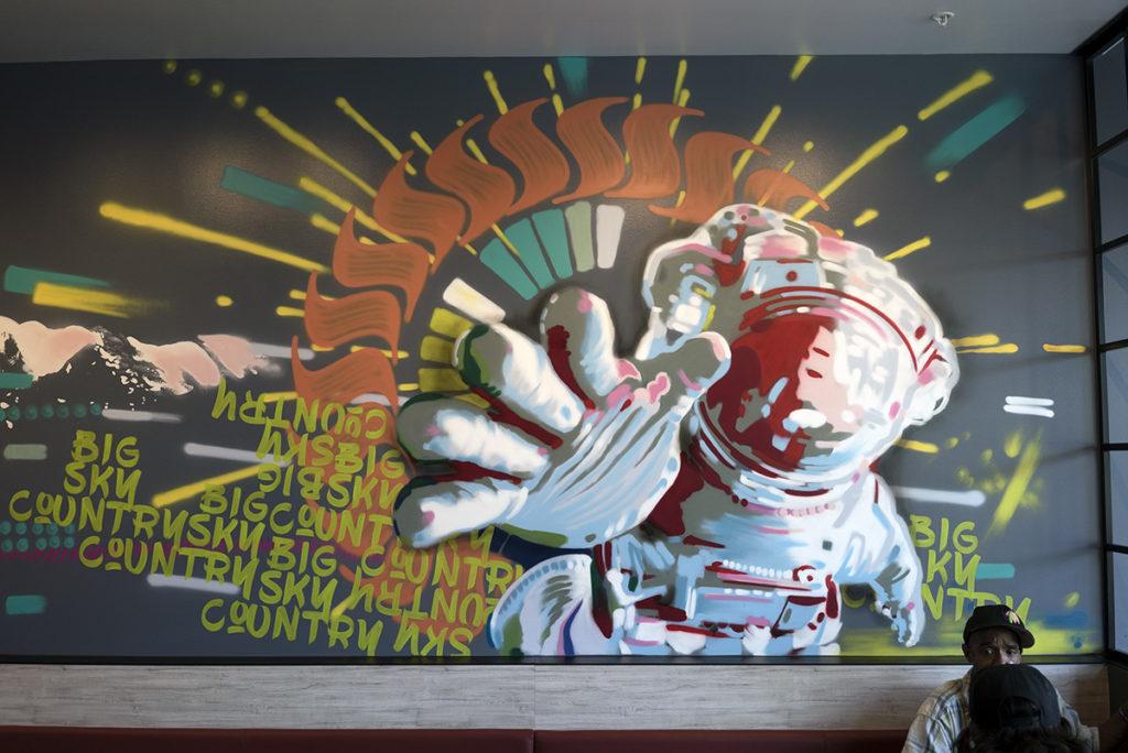 Montana Graffiti Company