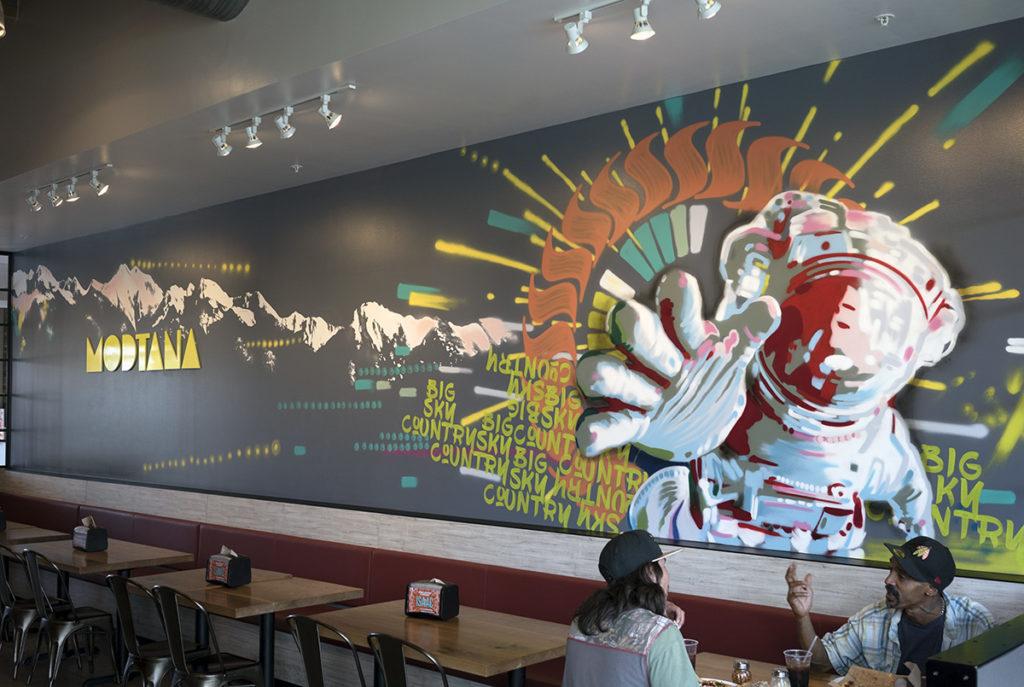 Montana Graffiti Artist