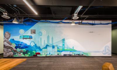 Graffiti Mural - Sustainability