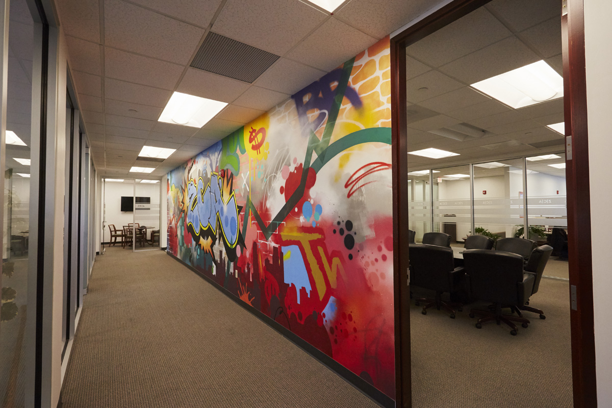 office mural in pa