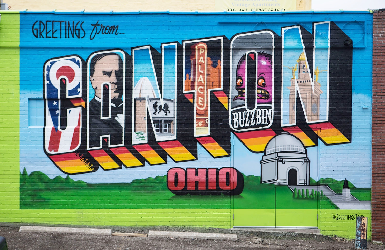 Canton Akron Mural Company