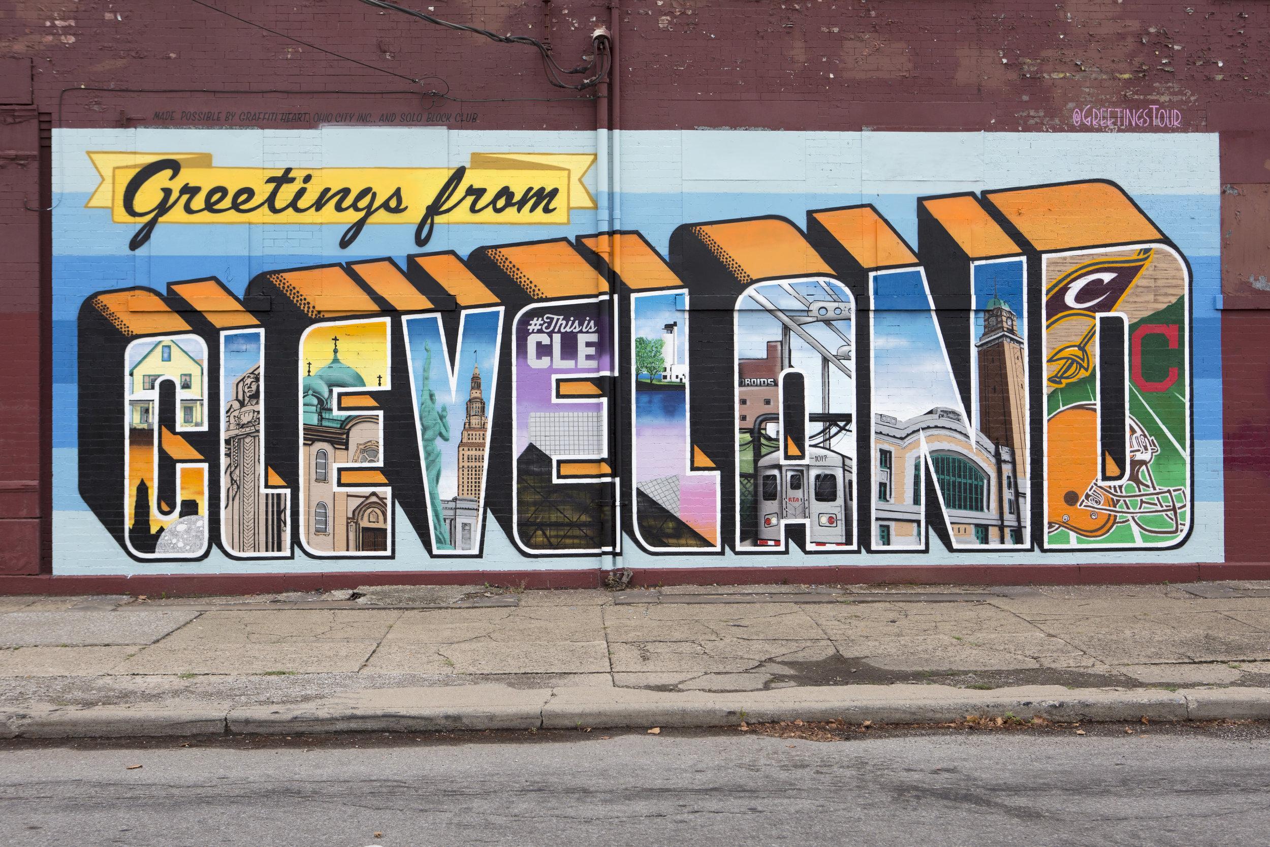Ohio Graffiti Mural Artist for Hire