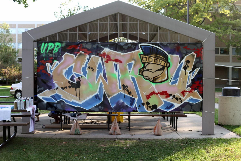 Graffiti Workshop Ohio