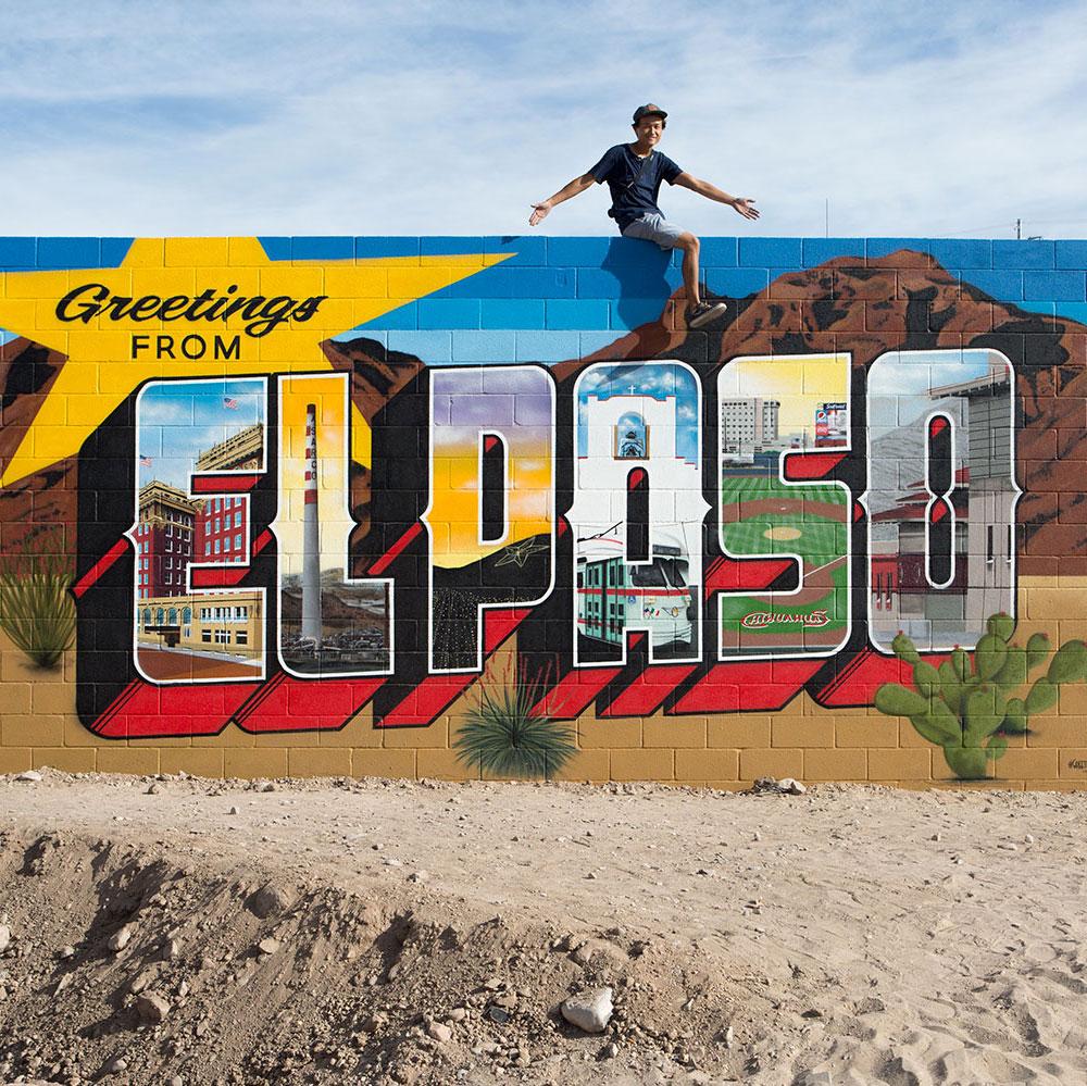 El Paso Graffiti Artist TX