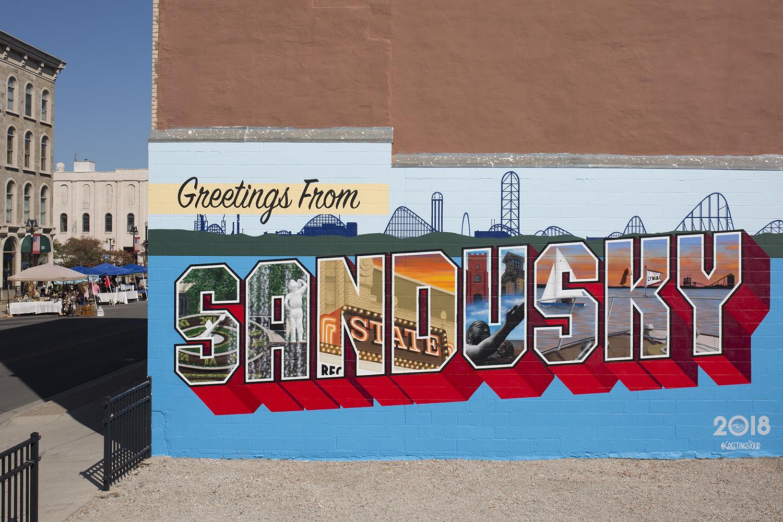 Sandusky Mural Company