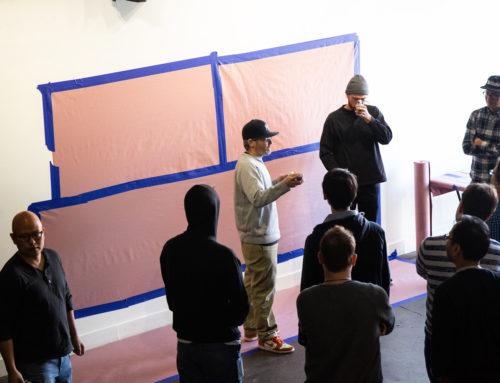Graffiti and Street Art Workshop