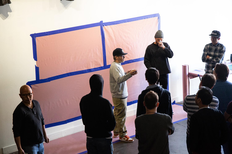Graffiti Company Hosts