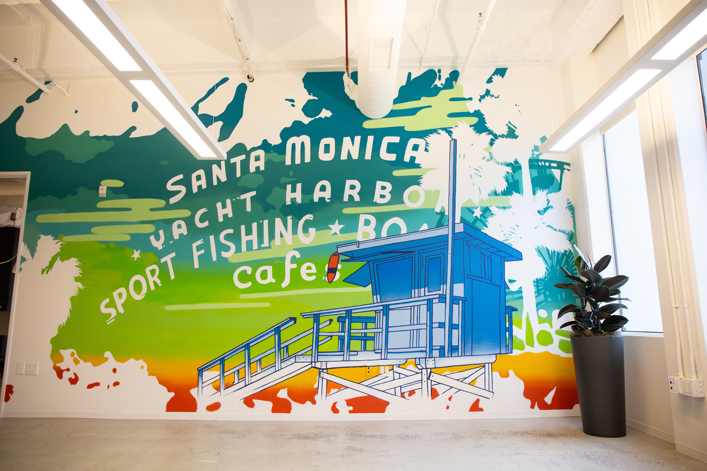 Santa Monica Mural Company