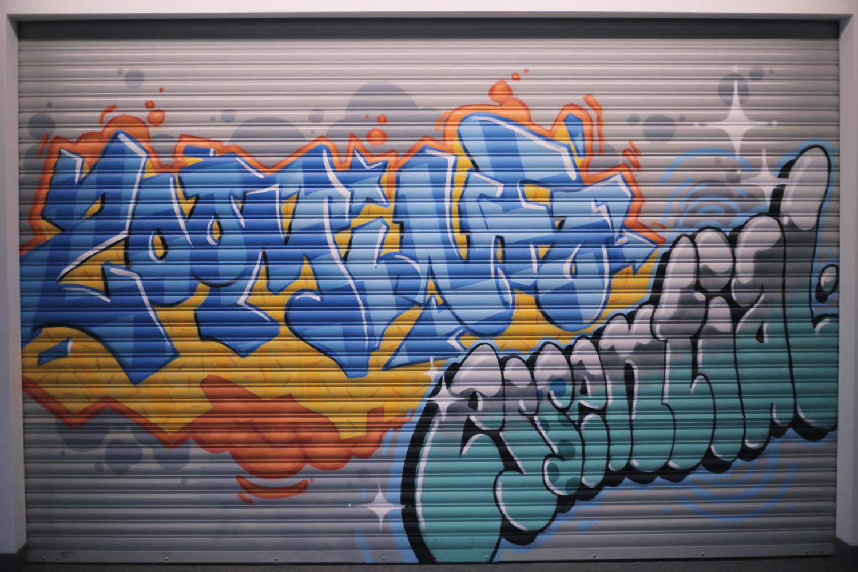 Boston Graffiti Art