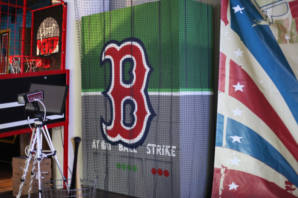 Boston Sports Mural