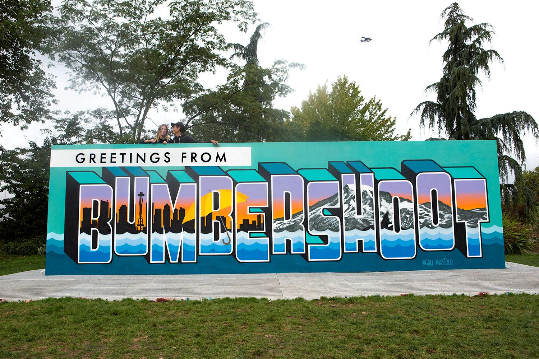 bumbershoot mural
