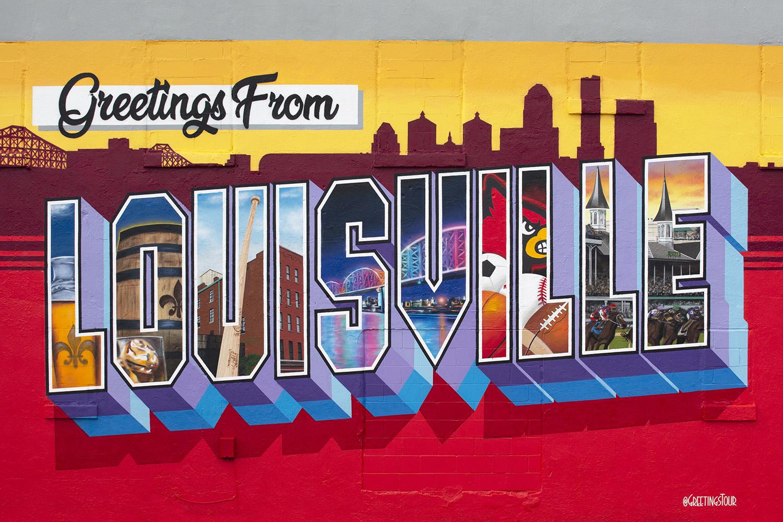 Louisville Mural Artist