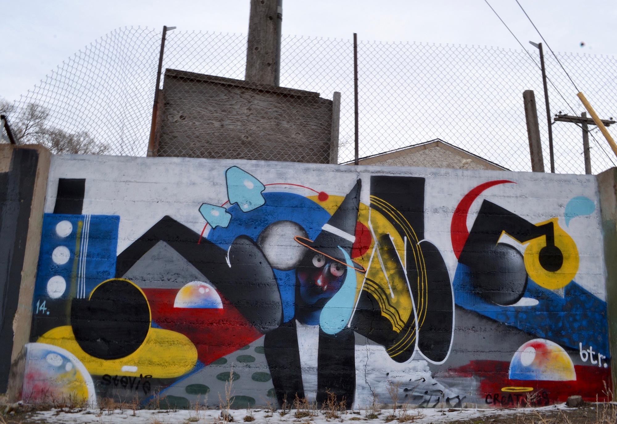 Street Art Denver