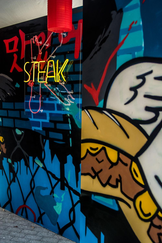 Miami Graffiti Mural Activation