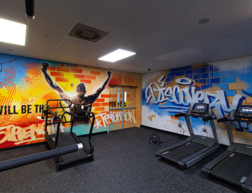 Discovery Institute – Mural Painters NJ