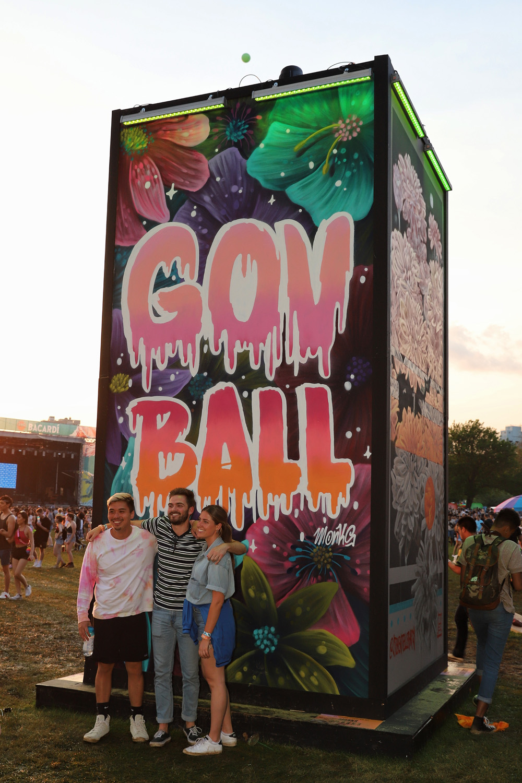 festival mural photo op