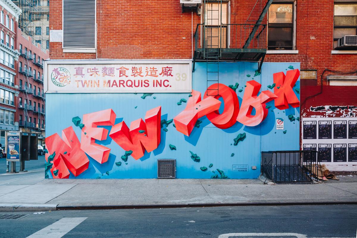 Graffiti Artists for Hire - New York City