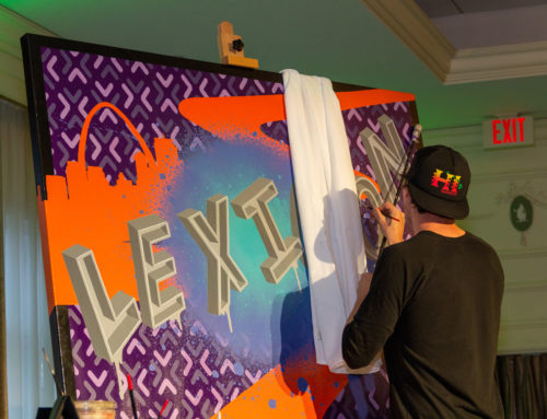 St Louis Mural Artist for Hire – Live Graffiti Art for Corporate Event