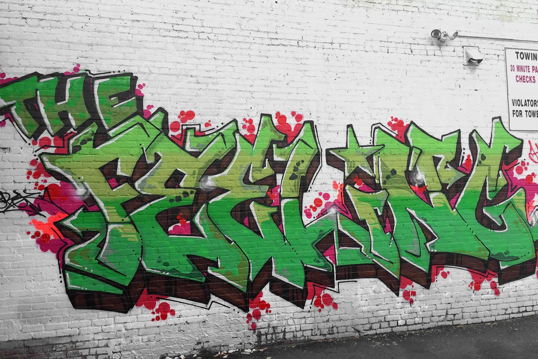Feelings Exterior Mural