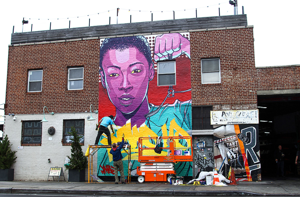 mural campaign