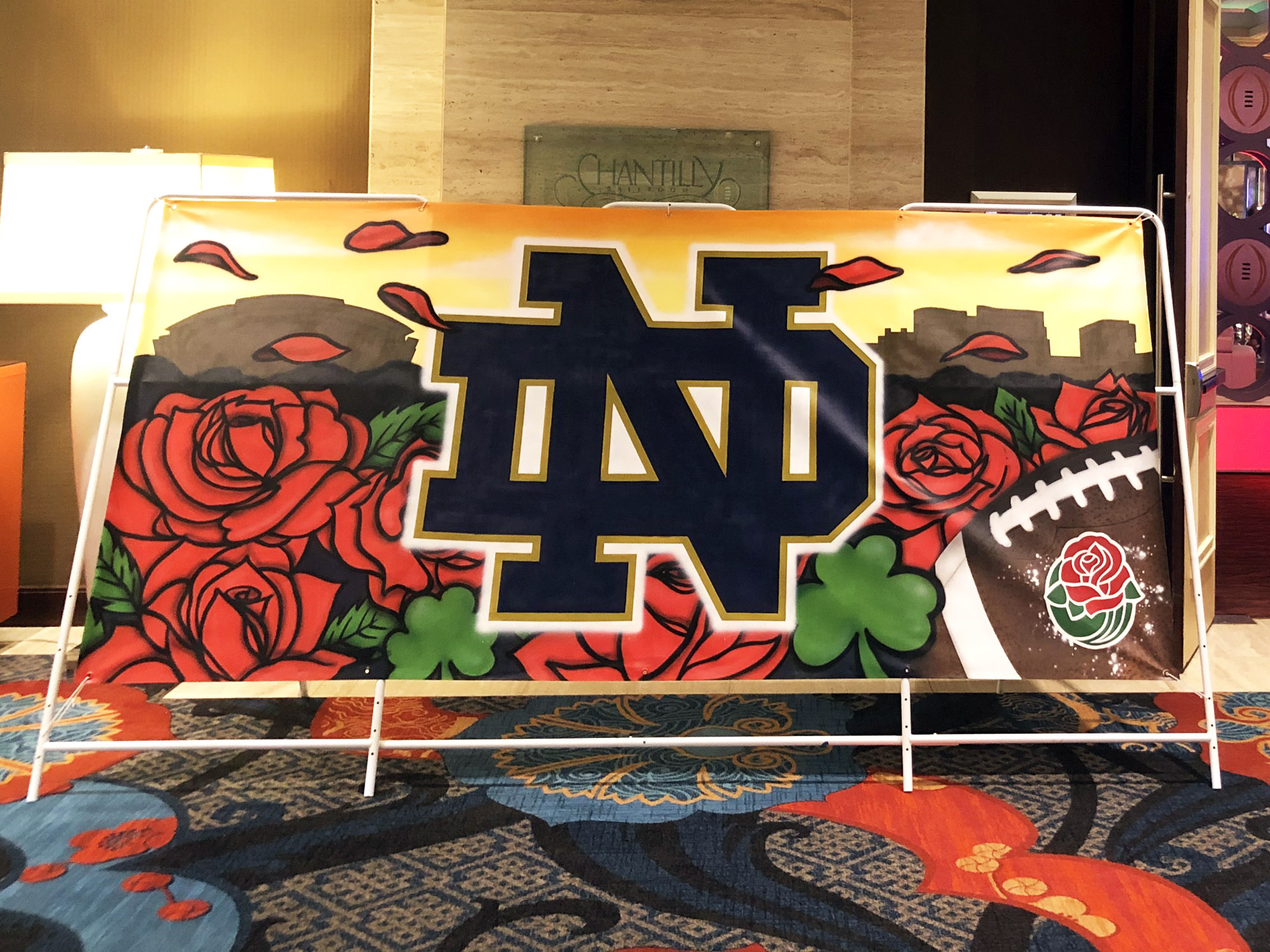 Pasadena Rose Bowl Graffiti Art