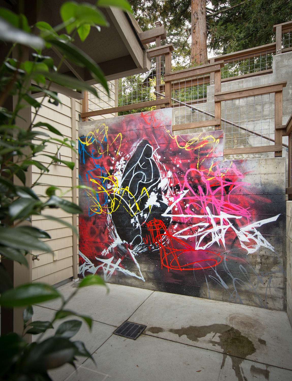 San Francisco Street Art Mural
