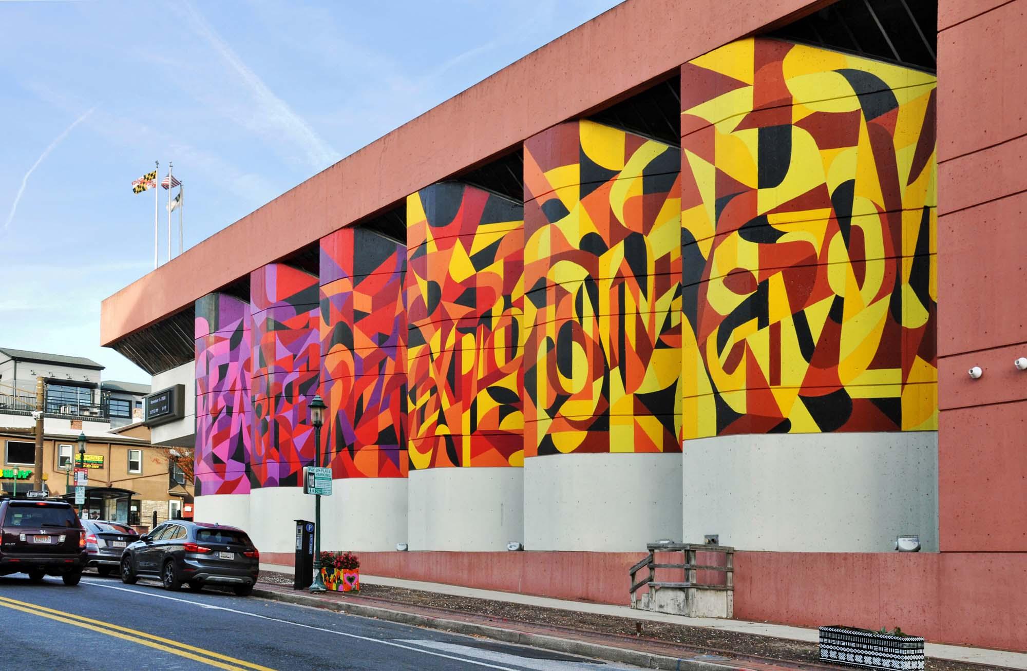 Street Art Public Art Project