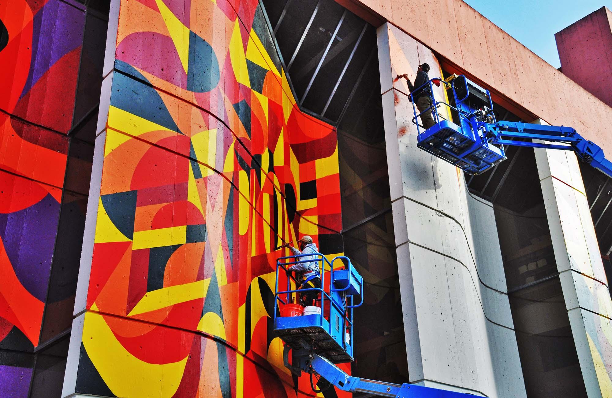 Public Art Mural Consulting Baltimore Arts