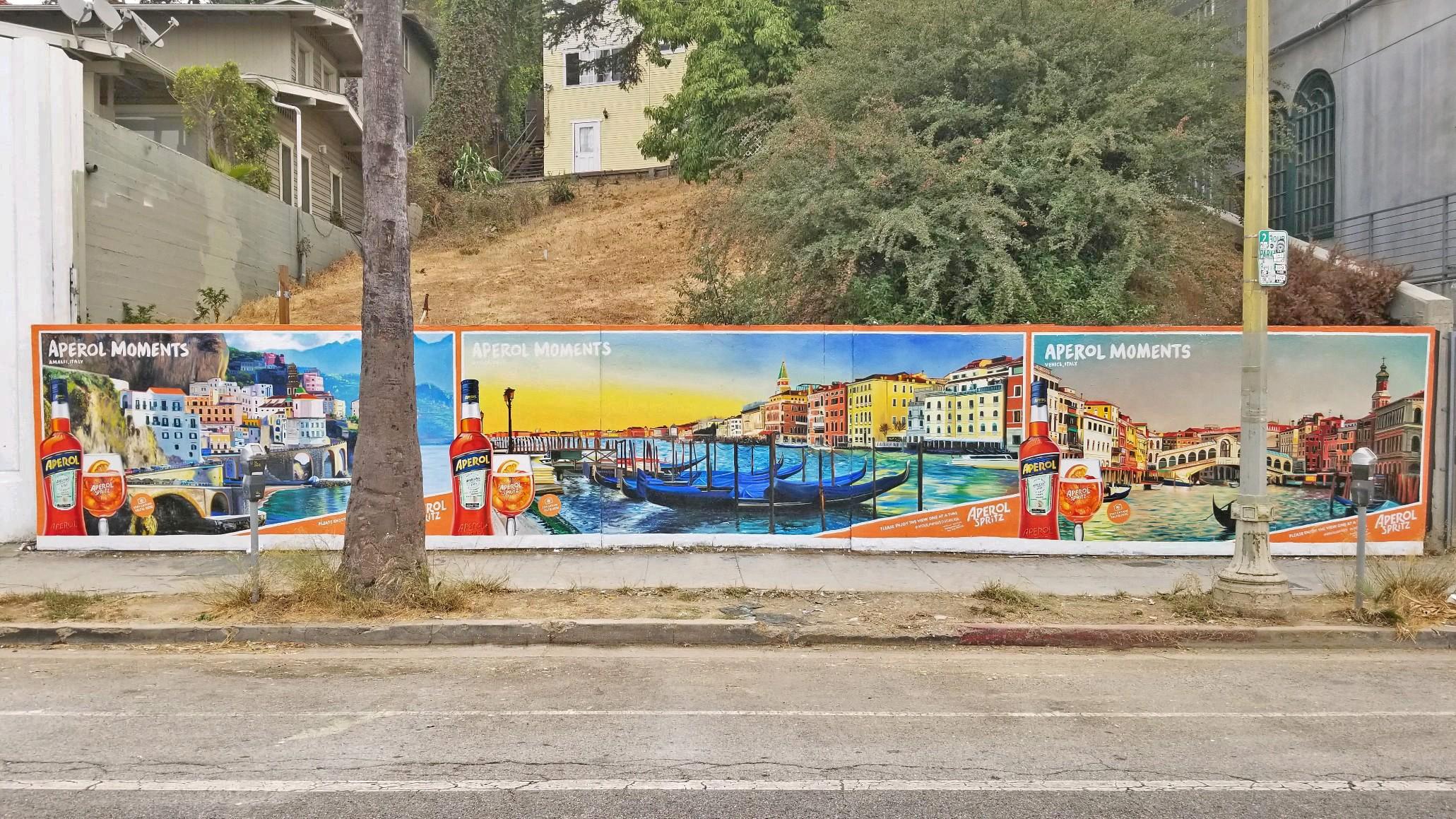 Selfie Mural Campaign