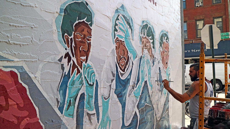 ad mural