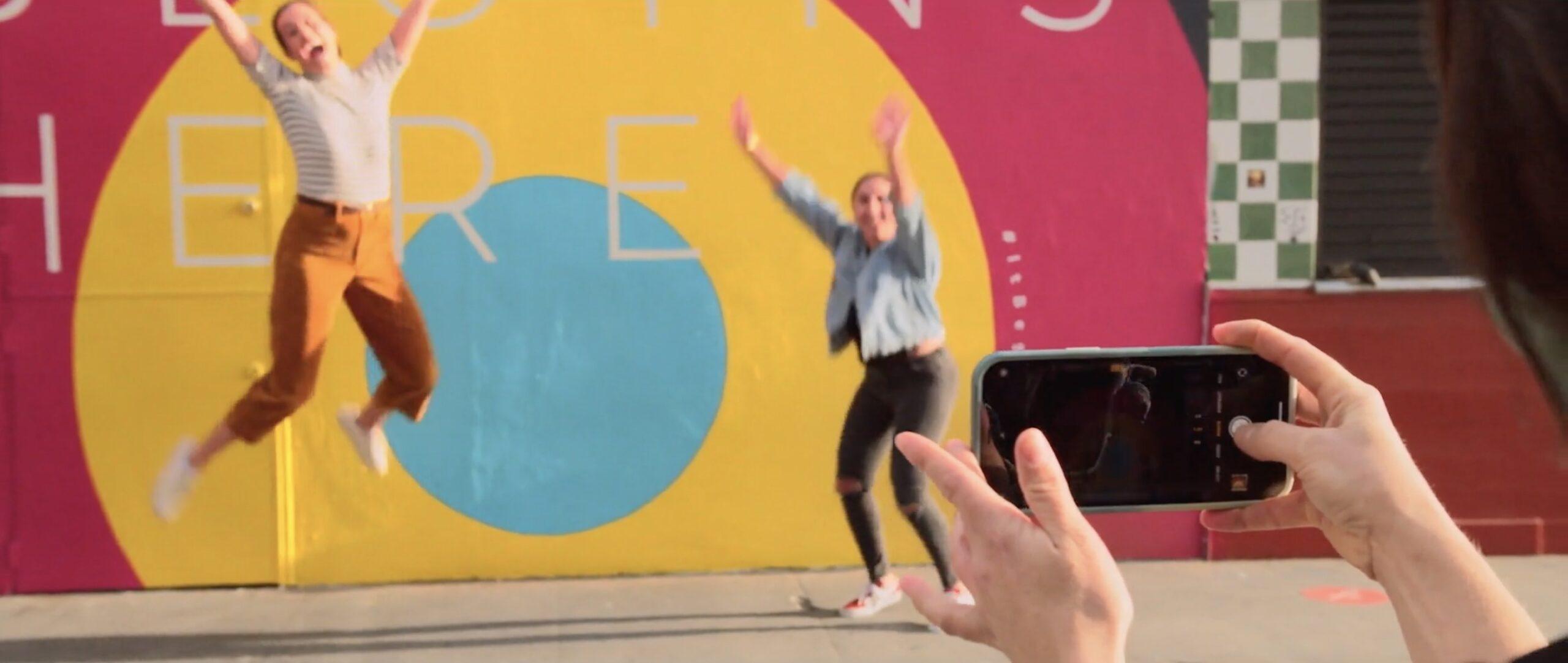 Video Capture - Venice Street Art Mural