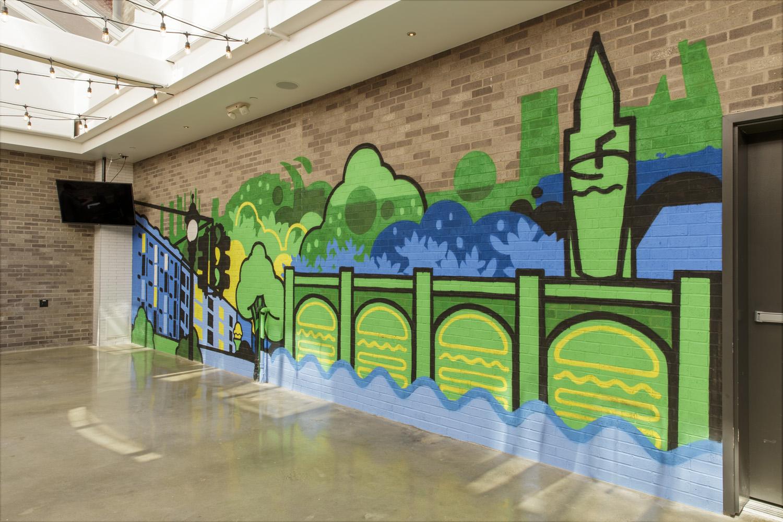Hoboken Mural Artist for Hire