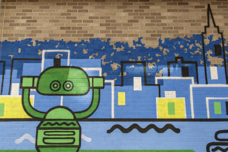 Hoboken Shake Shack Wall Art